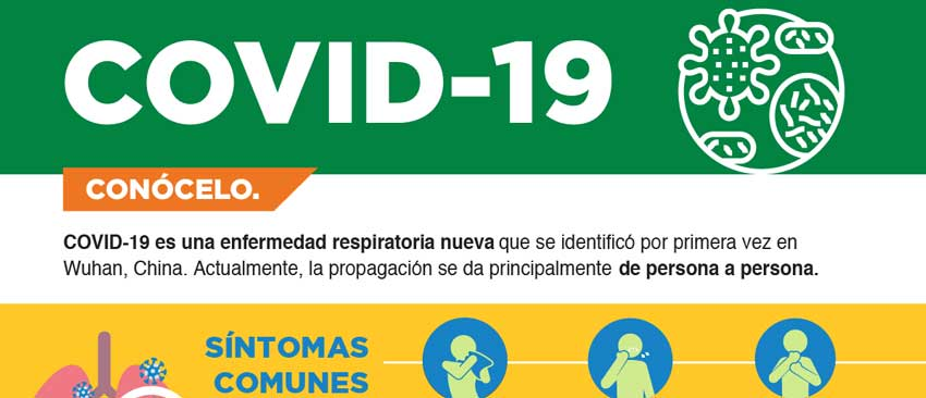 Infografia Coronavirus 2