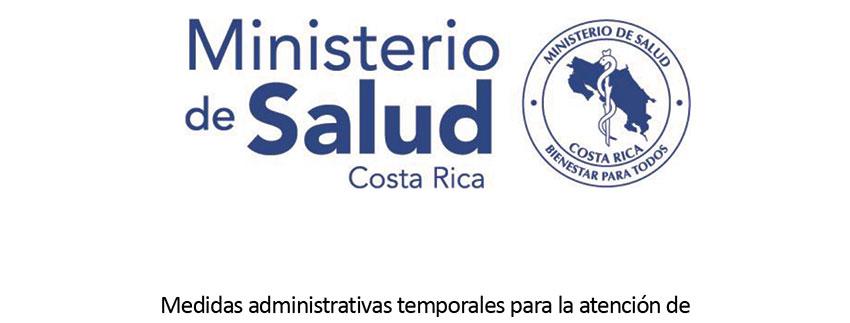 Medidas administrativas temporales para la atención de actividades de concentración masiva debido a la alerta sanitaria por COVID 19