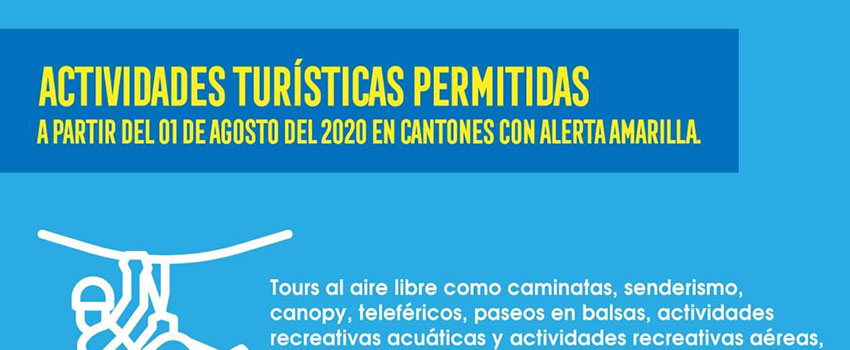Actividades turisticas - Español