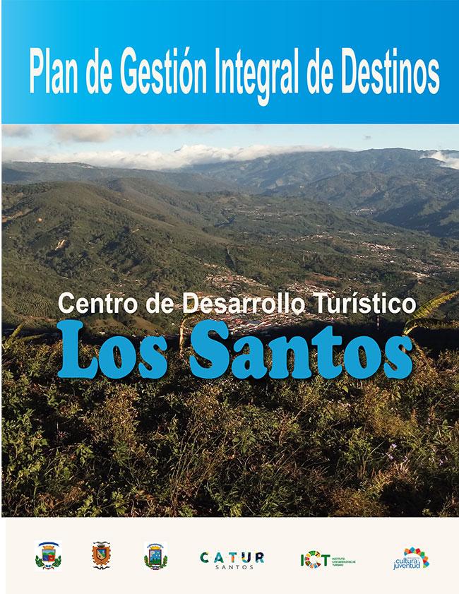Programa Gestión Integral de Destinos CDT Los Santos