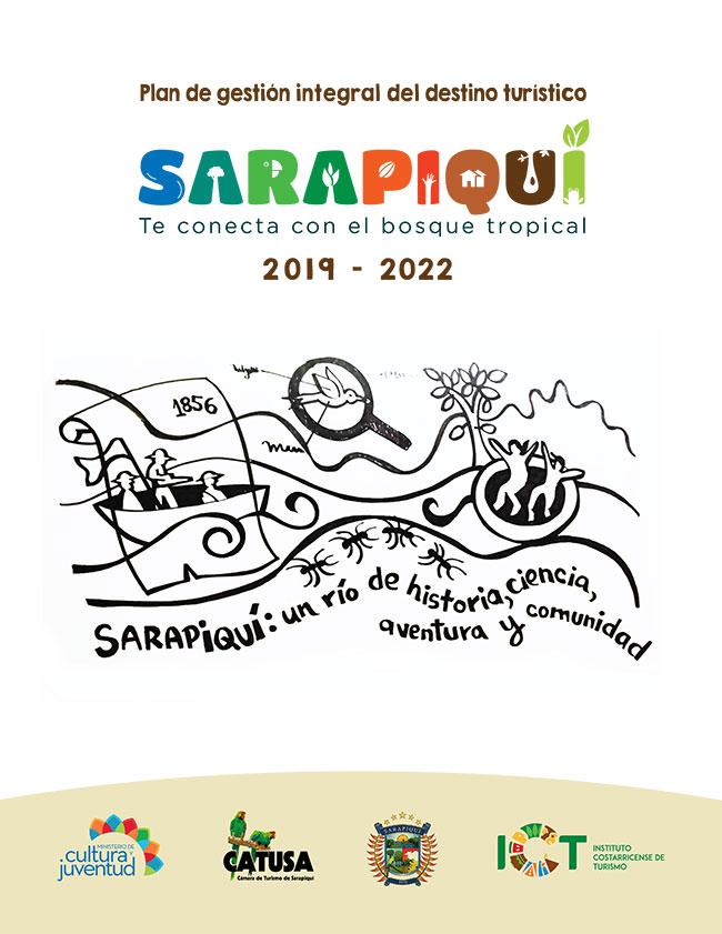 Programa Gestión Integral de Destinos CDT Sarapiquí