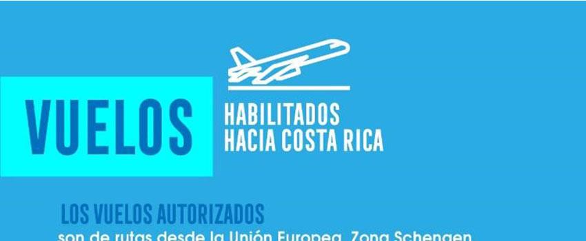 Vuelos aprobados 1 Agosto - Español
